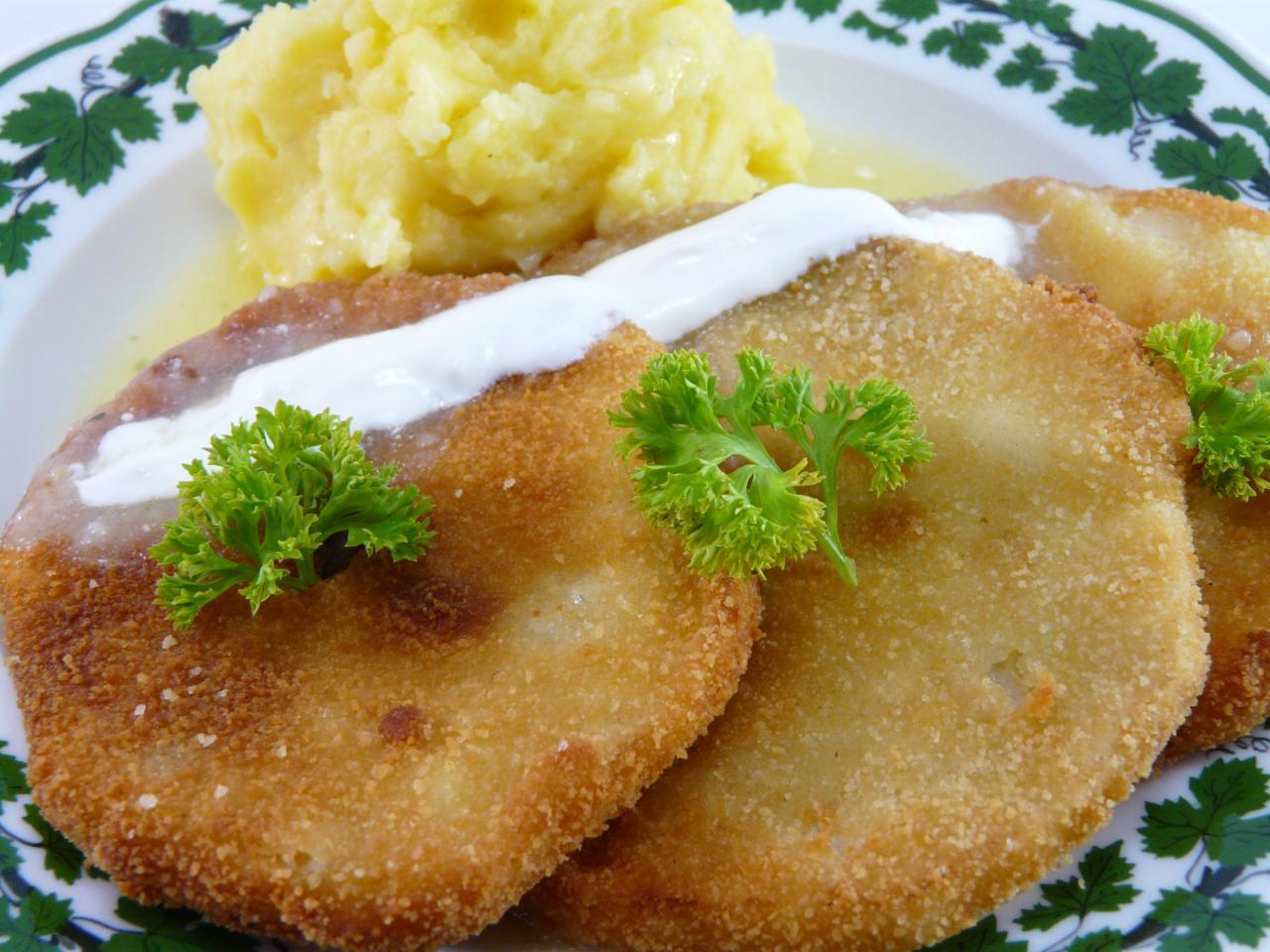 sellerie schnitzel rezept
