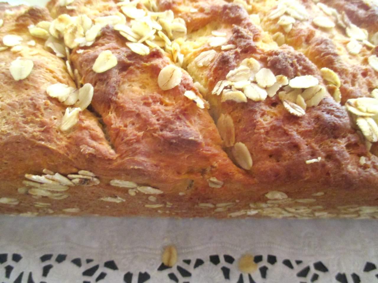 Brotrezept Dinkel Apfelmus Brot Mit Hefe Honig Quark