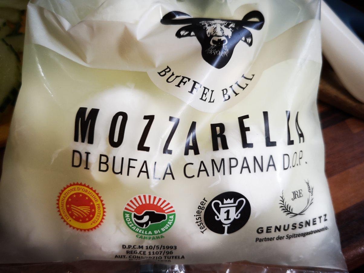 Büffel Mozzarella